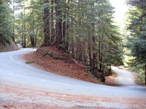 Steep Hairpin