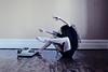 (Sofia Ajram) Tags: selfportrait typewriter vintage purple magic tulle witchcraft voodoo magician blackmagic castingspells nikond80 sofiaajram miumachi amtimatter begottenraw