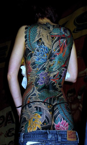Lower Body Tattoos: Body Suit (tattoo): Abstract Tattoos