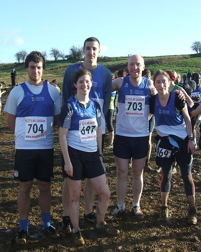 James, Liz, Matthew, Ben, and Lizzie