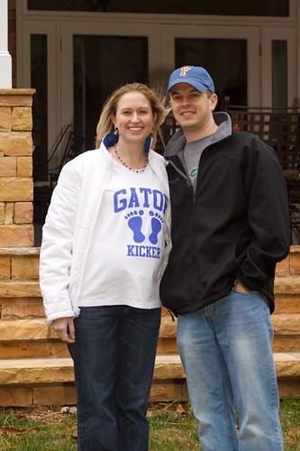 Tim & Britt ATL 2009