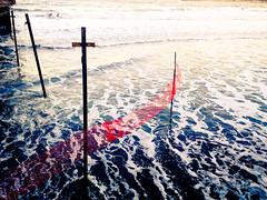 Muelle de pescadores (Tierra sin lmites) Tags: red sea muelle mar mardelplata orilla pescadores