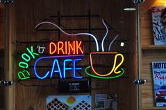 Book & Drink Cafe