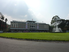 Reunification Palace, HCMC