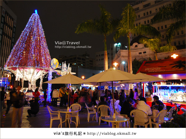 台中耶誕節活動-台中市政府耶誕裝飾7