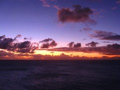 sunset in sint maarten (the queen of subtle) Tags: cruise winter sunset vacation celebrity cruiseship summit caribbean stmaarten 2009 celebritysummit
