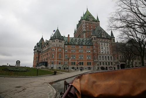 Le Chateau Frontenac (Photo by Jennifer Laceda)