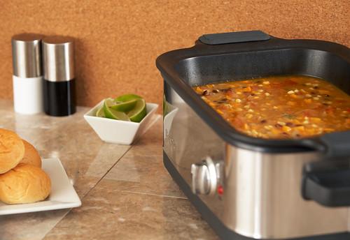 Black Bean & Sweet Potato Soup 3of6