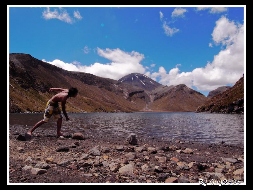 Tama Lakes @New Zealand]@