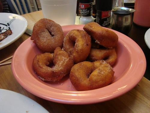 Shopsin's donuts