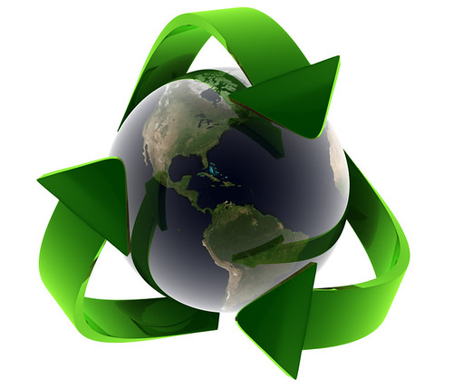 Recycle the Environment and World