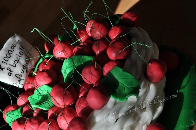 Cesto ciliegie