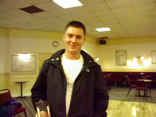 Player of the Season 2007/08 - Matt Green