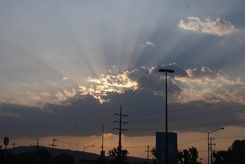 y  el cielo sonrío by FotoMimo