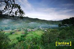 Welcome to Adams. Population: 1800 (lantaw.com) Tags: morning mountains sunrise adams philippines valley ilocosnorte loverspeak