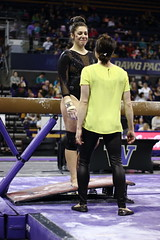 2017-02-11 UW vs ASU 78 (Susie Boyland) Tags: gymnastics uw huskies washington