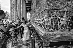 The Cameraization of the Civilization. (Anoop Negi) Tags: wat pho garudas camera cameraization civilization tourism travel golden garuda thailand bangkok anoop negi photo photography ezee123