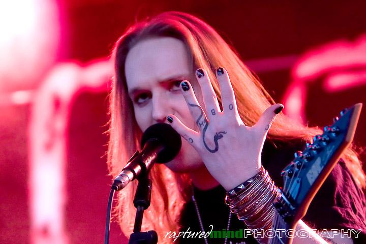 Alexi Laiho - Children of Bodom - COBHC - Rock Hard Festival 2009
