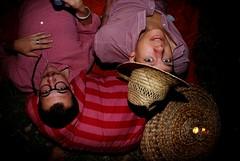 Pink... ([Charlotte]ThePhilosopher) Tags: birthday pink friends party boys hat relax country rosa guys campagna piemonte festa nico amici compleanno paglia cappello stefano geno ragazzi cassano 11luglio lacastagnola