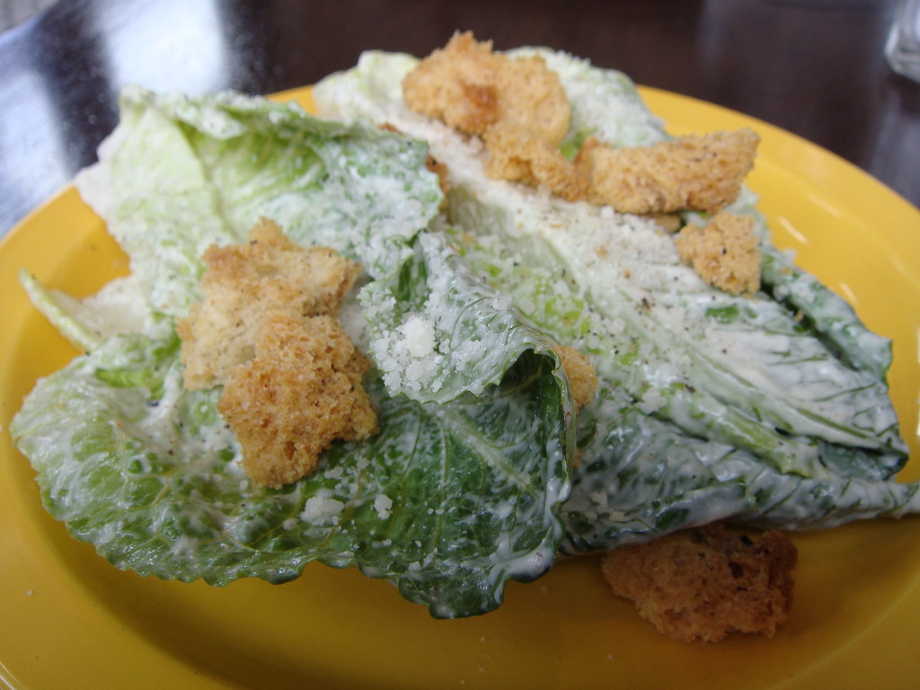 1/2 Caesar Salad