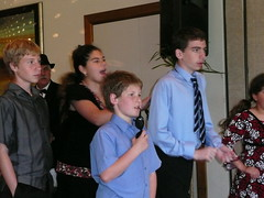Allan's Bar Mitzvah (Joel Garry) Tags: bar allan mitzvah garry