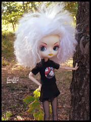 Gialla (.LanyLane.) Tags: bigeyes doll dal plastictoy poupée plasticdoll junplanning dalhangry wigmohair