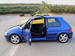 106 Gti (Timu01) Tags: car real samsung 106 gti adana peugeot s760 otopark 106gti