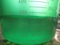 250ml water