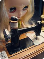 Lucya Sewing