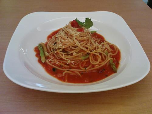 辣味蕃茄義大利麵