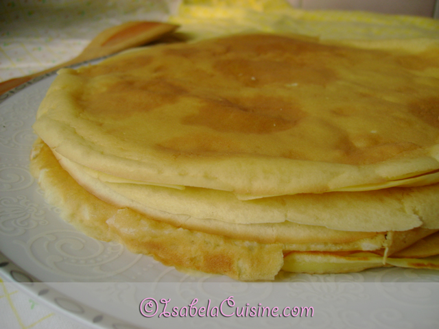 Cooking Lesson N.4 ~ Crepes