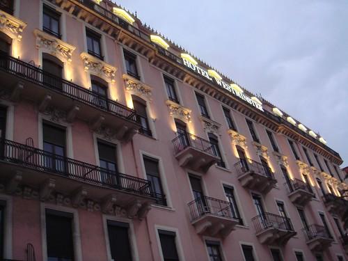 Hotellet i Nice