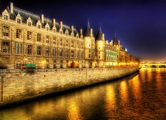 The Castle that Never Ends (Stuck in Customs) Tags: paris france castle seine french romantic portfolio hdr stuckincustoms
