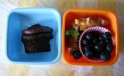 Preschooler Bento #224: July 31, 2009