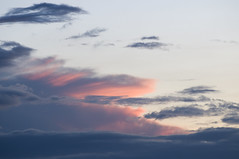 Sky painting (*waito) Tags: sunset sun landscape hongkong airport nikon magic flight scenary arrival f28 magichour 1224 d300 hkia 2470  waitoo