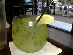 Coriander and Mint Margarita - Spice Xing Rockville MD