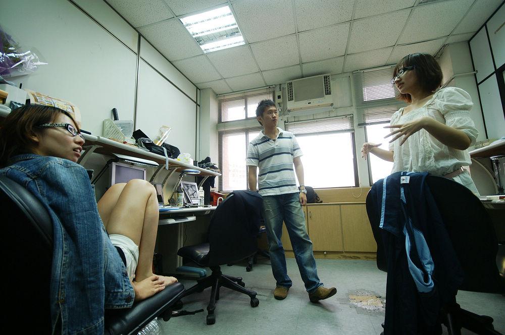 管理學院五樓的回憶 07