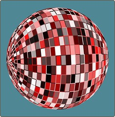 Blender/Inkscape Sphere (by hellocatfood)