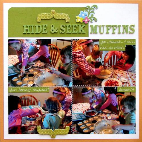 Hide & Seek Muffins