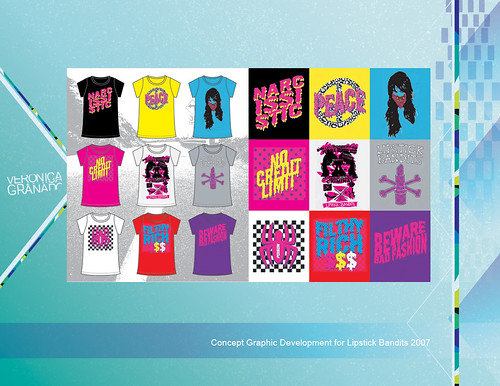 Various T-Shirt Graphics - Juniors
