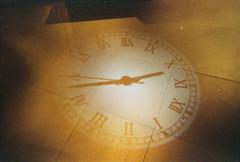 double exposure (dahma) Tags: kodak doubleexposure natura 24mm tainan supra donutes 增感1