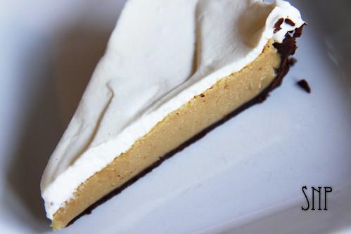 . peanut butter pie .