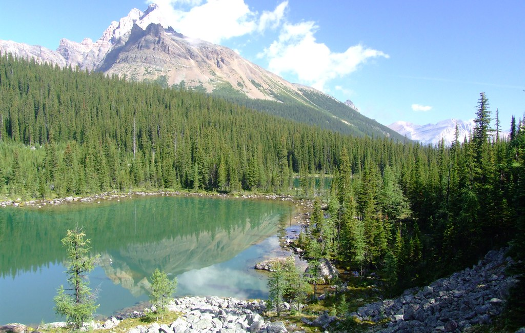 Morning Glory Lakes
