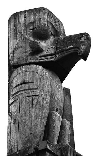 Totem Pole, Gingolx BC