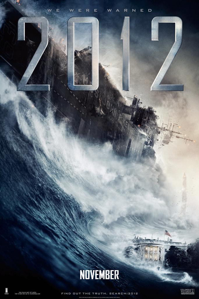 película 2012 destrucción Casa Blanca