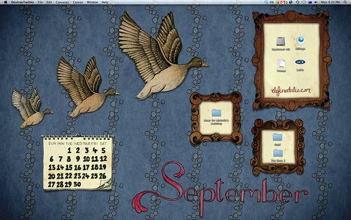 September desktop demo