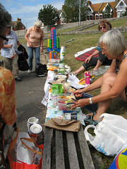 Clarion bank holiday picnic