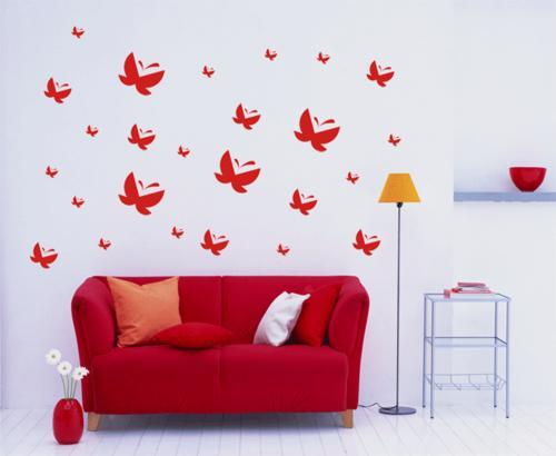 Adesivos decorativos para parede infantil