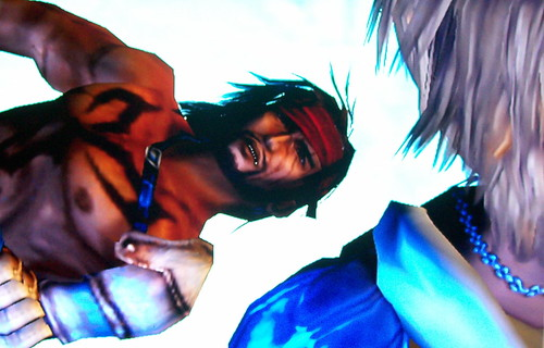 SPOILER ALERT SIN IS JECHT! As the characters in the game remind you of every cut scene