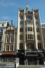 37 - 43 Whitehall SW1 (Jamie Barras) Tags: uk england building london architecture century buildings freestyle gothic victorian flemish edwardian offices 19th 1900s sw1 revival 1890s ロンドン findesiecle 伦敦 findesiècle jacobethan